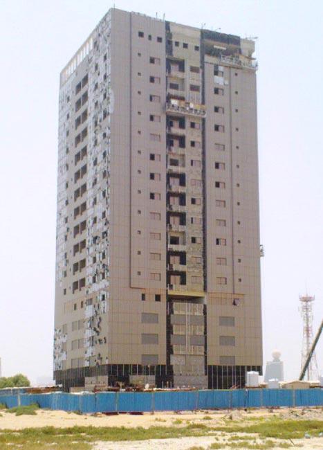 Ewan Hotel Site